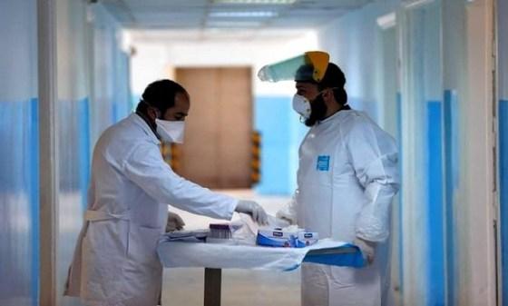 129 morts parmi le personnel soignant: Le bilan s'alourdit