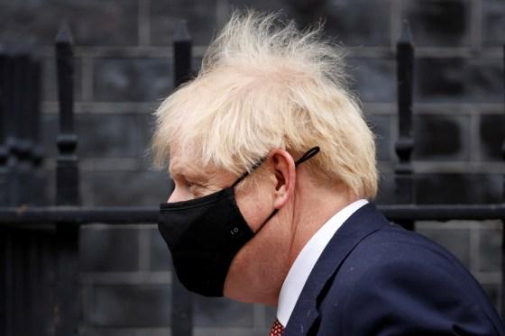 Boris Johnson à nouveau en quarantaine  