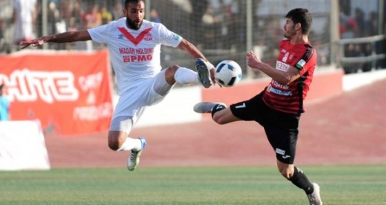 Le CR Belouizdad remporte la super coupe d'Algérie