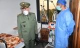 Covid-19 : un hôtel militaire transformé en hôpital