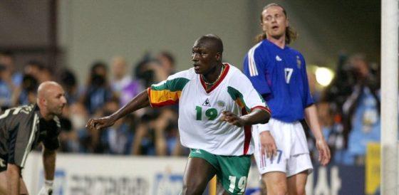 Décès de Diop, premier buteur du Sénégal au Mundial