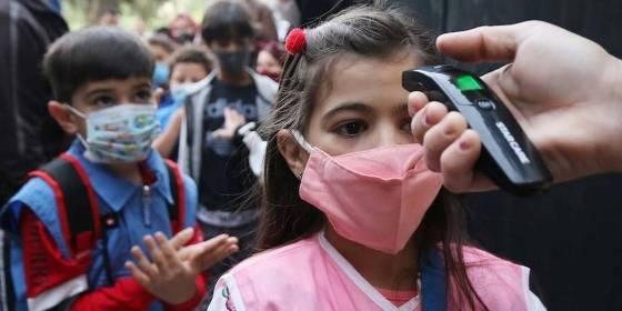 Covid-19 en milieu scolaire :898 personnes contaminées
