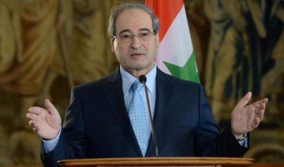 Fayçal Moqdad nommé chef de la diplomatie syrienne 