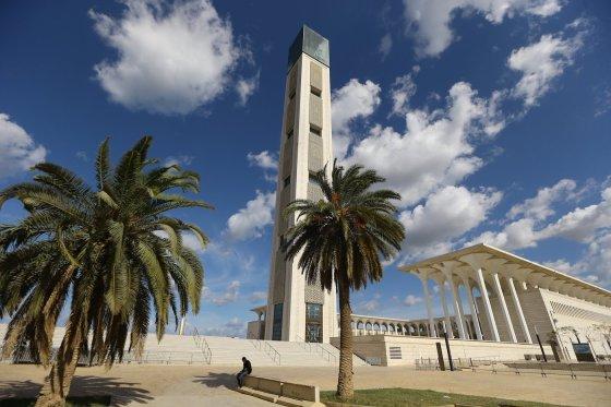 Grande mosquée d'Alger : la prière du vendredi suspendue