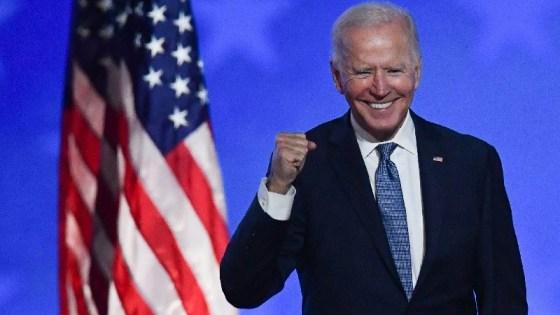 Joe Biden aux portes de la Maison Blanche