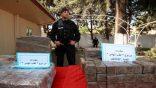 2 000 tonnes de kif marocain saisies en 20 ans