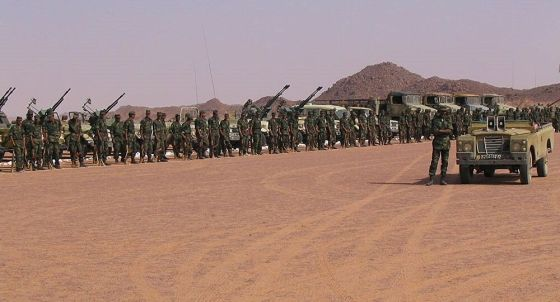 L'APLS poursuit son pilonnage des positions marocaines
