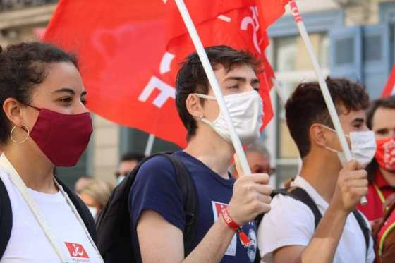 """Le MJCF condamne l'agression marocaine menée """"avec l'aval de la France"""""""