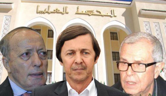 La Cour suprême accepte le pourvoi en cassation dans l'affaire de Said Bouteflika, Tartag et Médiene
