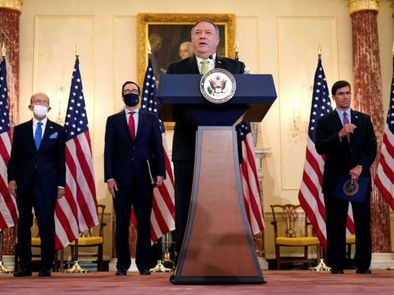 De nouvelles sanctions américaines contre l'Iran
