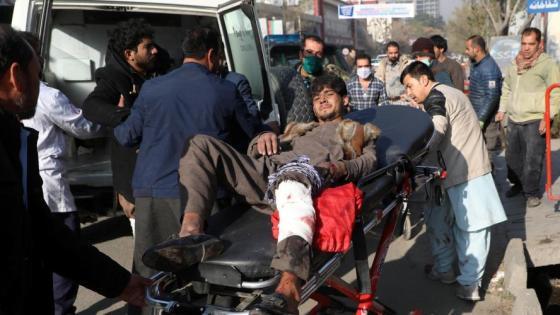 l'EI revendique les tirs de roquettes sur le centre de Kaboul
