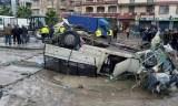 Beaucoup de dégâts suite aux pluies diluviennes à Jijel
