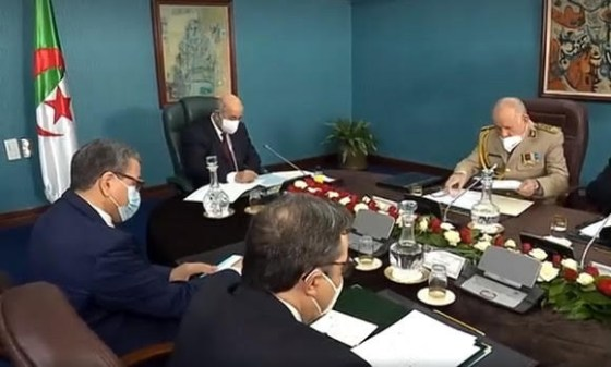 Le Haut conseil de sécurité se penche sur la politique belliqueuse de Rabat