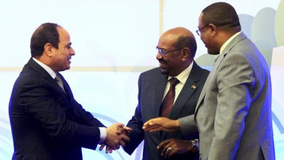 Echec des pourparlers trilatéraux sur le méga barrage éthiopien
