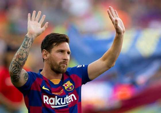 Foot: Messi, libre de choisir son futur club