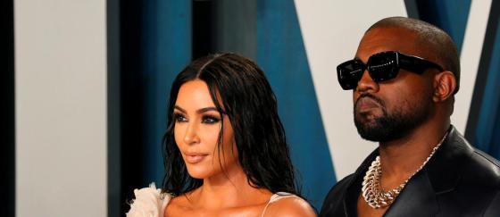 Kim Kardashian et Kanye West, un power couple au bord du divorce
