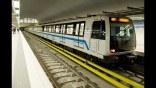 La reprise du métro d'Algertributaire de la campagne de vaccination