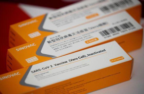 L'Algérie a commandé le vaccin chinois CoronaVac