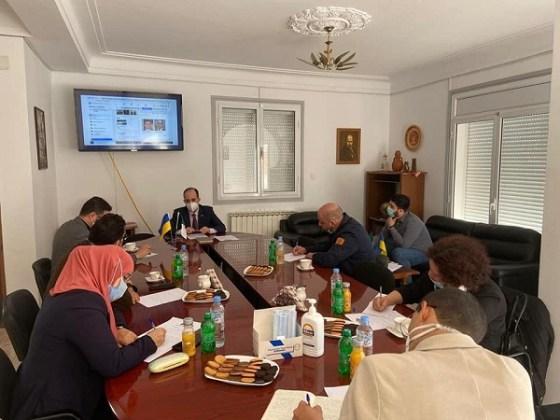 L'ambassadeur d'Ukraine au JI: Hausse de plus de 50% des visas pour les Algériens en 2021