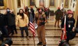 Le Congrès Américain envahi par des manifestants pro-Trump 