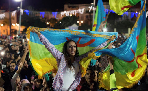 Un mouvement actif au Rif: Le MAK du Maroc