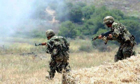 Quatre terroristes abattus à Gouraya
