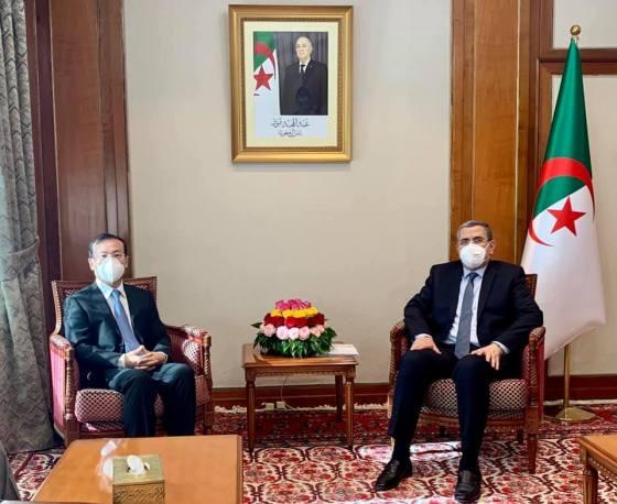 La Chine va faire don d'une quantité importante de vaccins à l'Algérie