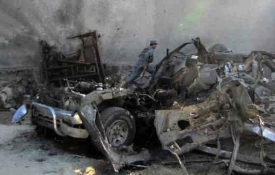 Au moins 40 morts suite à plusieurs explosions en Afghanistan