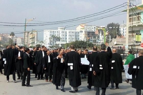 Les avocats d'Alger en grève de deux jours