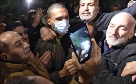 Soulagement suite à la libération du journaliste Drareni