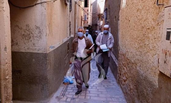 A Ghardaïa on se relâche face au coronavirus