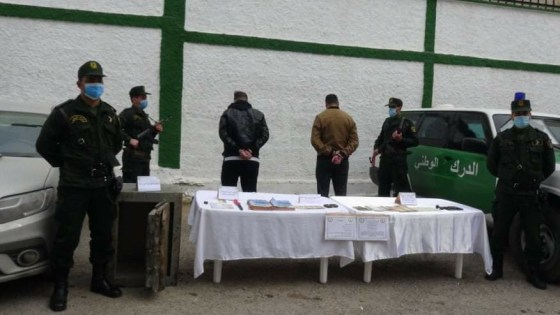 Béjaïa : Les auteurs du vol du bureau de poste de Bouhamza arrêtés