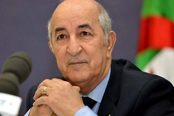 Tebboune aux travailleurs : une Algérie sans corruption et sans haine