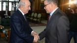 Tebboune procède à un remaniement ministériel partiel