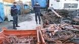 Le vol des câbles à Médéa coute 239 millions de cts au trésor