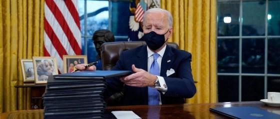 Biden favorable à la reprise des négociations entre Rabat et le Polisario