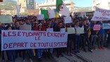 La communauté universitaire de Béjaïa regagne la rue
