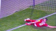 Le but refusé de Ronaldo suscite une polémique