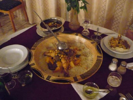 Ghardaïa: Le rituel Couscous aux dattes du mois de Chaabane.