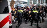Heurts entre la police allemande et des opposants aux mesures contre la Covid