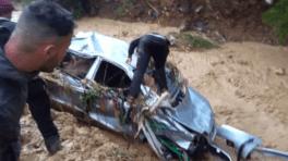 Intempéries à Chlef: 6 morts emportés par une crue du Oued Meknassa