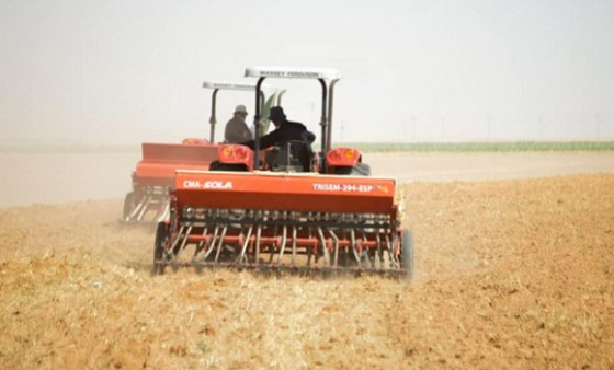 Agriculture : Une campagne positive