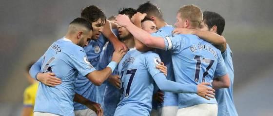 Football: Le Real et City en 1/2 finale de la ligue des champions