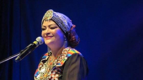 Naïma Ababsa une étoile qui faisait briller la chanson
