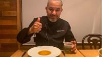 Pour changer de la chorba, une soupe succulente du chef Nabil