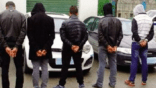 Arrestation d'un gang de vol de voitures à Ksar El Boukhari