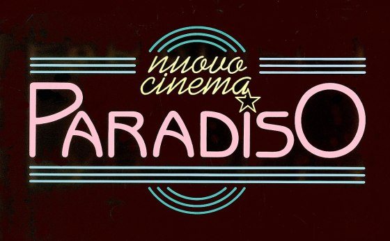 Place des Martyrs, le « Cinéma Paradiso » sur le mur !
