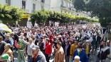 Le Hirak poursuit ses marches à Alger