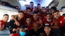 Ligue des champions: Le Chabab cool et concentré