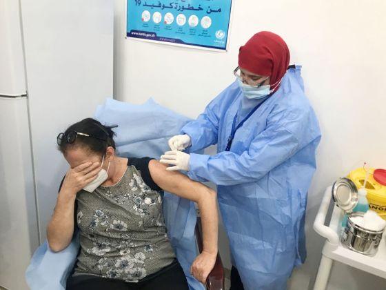 La campagne de vaccination dans un état léthargique